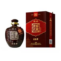 42%vol北京军功窖藏原浆酒(500ml装)
